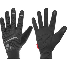 Bontrager Sonic Windshell Gloves Women Black